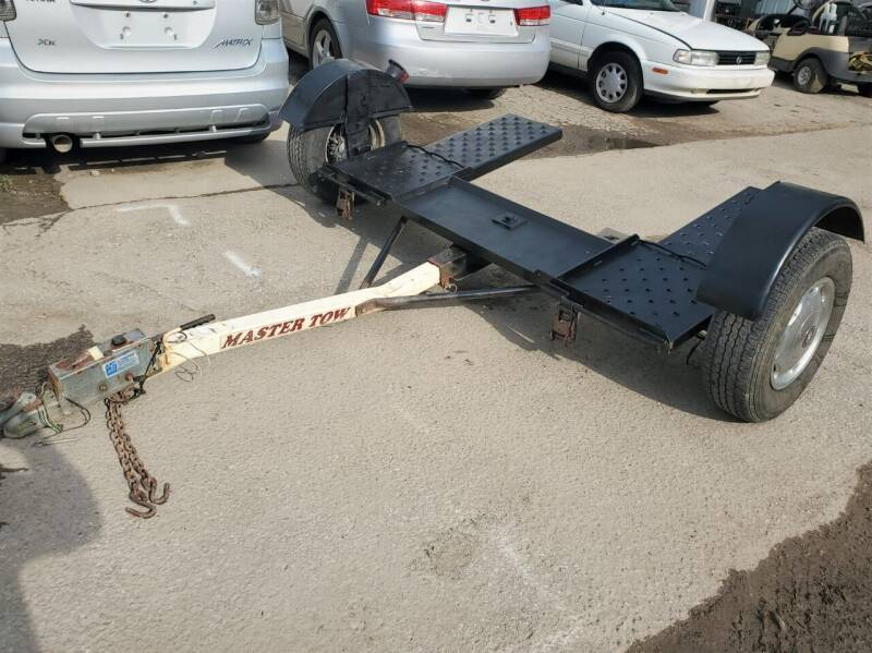 2000 Master Tow Tow Dolly for sale at Ericson Auto in Ankeny IA