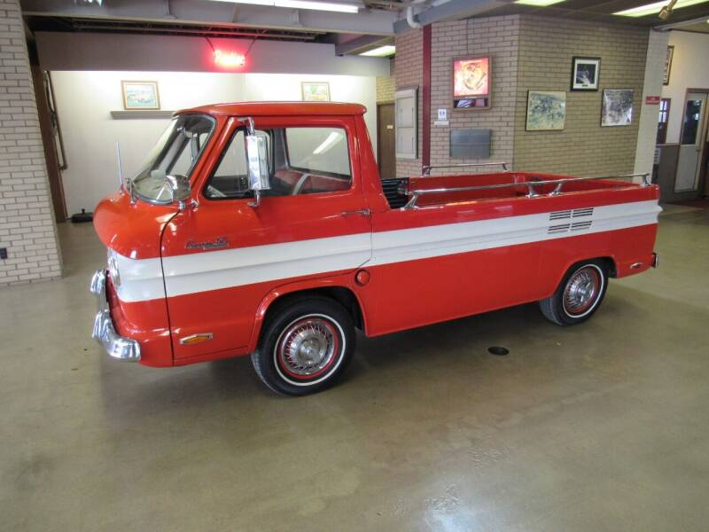 1963 Chevrolet Corvair Series 95  Rampside for sale at Arnold Motor Company in Houston PA