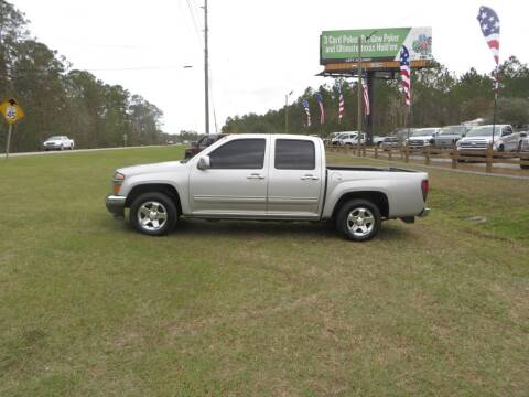 2012 GMC Canyon for sale at Ward's Motorsports in Pensacola FL