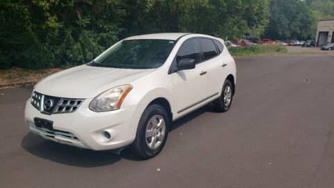 2011 Nissan Rogue for sale at Fleet Automotive LLC in Maplewood MN