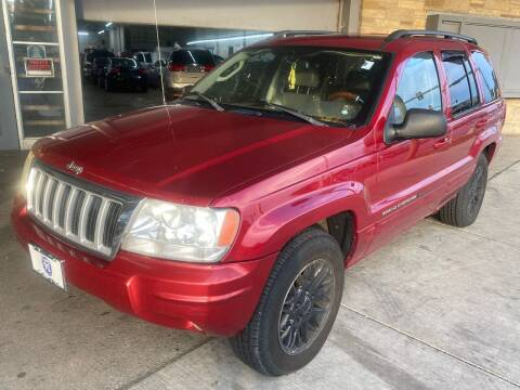 2004 Jeep Grand Cherokee for sale at Car Planet Inc. in Milwaukee WI