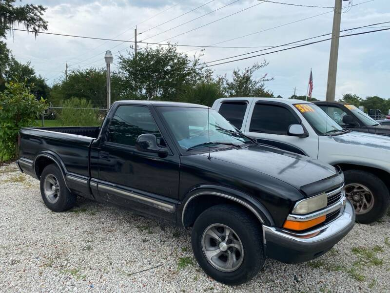 1998 Chevrolet S-10 for sale at Faith Auto Sales in Jacksonville FL