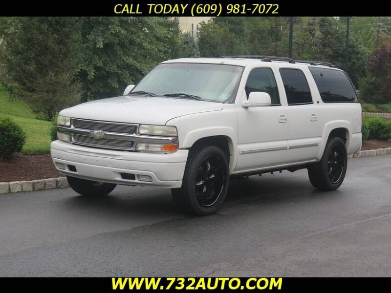 2001 Chevrolet Suburban for sale at Absolute Auto Solutions in Hamilton NJ