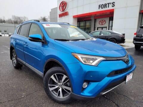 2018 Toyota RAV4 for sale at Auto Smart of Pekin in Pekin IL
