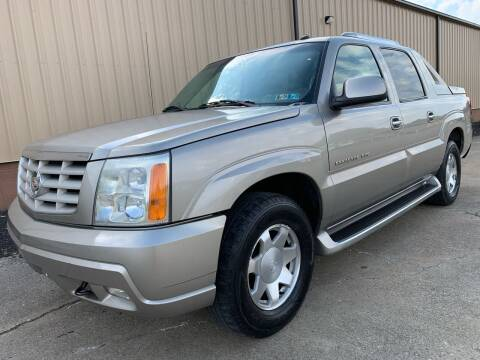 2003 Cadillac Escalade EXT for sale at Prime Auto Sales in Uniontown OH