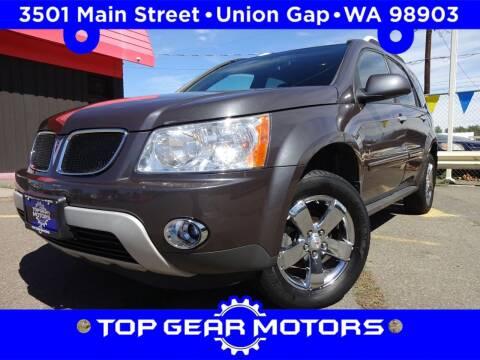 2008 Pontiac Torrent for sale at Top Gear Motors in Union Gap WA