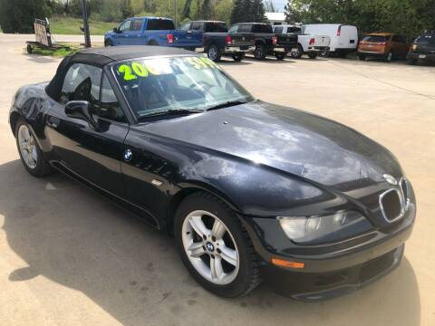 2000 BMW Z3 for sale at Don's Sport Cars in Hortonville WI