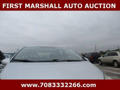 2014 Toyota Prius for sale at First Marshall Auto Auction in Harvey IL