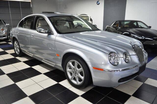 2007 Jaguar S-Type for sale at Podium Auto Sales Inc in Pompano Beach FL