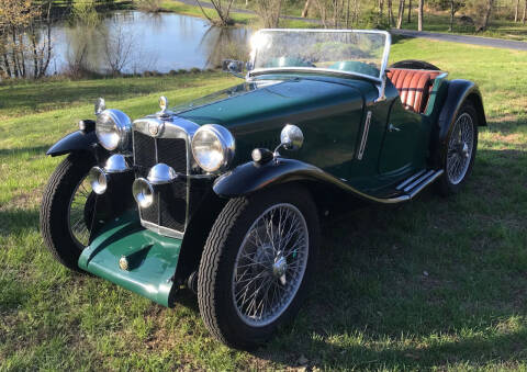 1934 MG PA for sale at Its Alive Automotive in Saint Louis MO