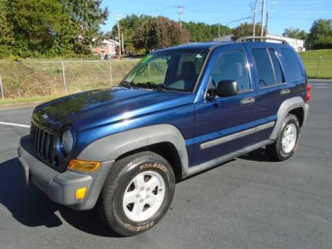 2007 Jeep Liberty for sale at Atlanta Auto Max in Norcross GA