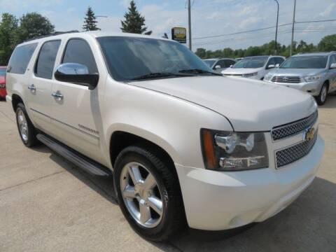 2012 Chevrolet Suburban for sale at Import Exchange in Mokena IL
