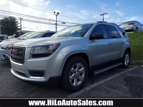 2013 GMC Acadia for sale at Hi-Lo Auto Sales in Frederick MD