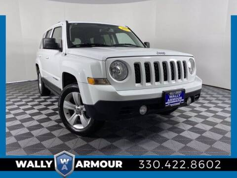 2017 Jeep Patriot for sale at Wally Armour Chrysler Dodge Jeep Ram in Alliance OH