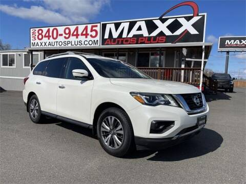 2017 Nissan Pathfinder for sale at Maxx Autos Plus in Puyallup WA