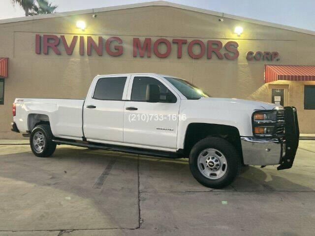 2015 Chevrolet Silverado 2500HD for sale at Irving Motors Corp in San Antonio TX