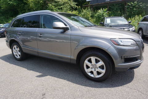 2012 Audi Q7 for sale at Bloom Auto in Ledgewood NJ