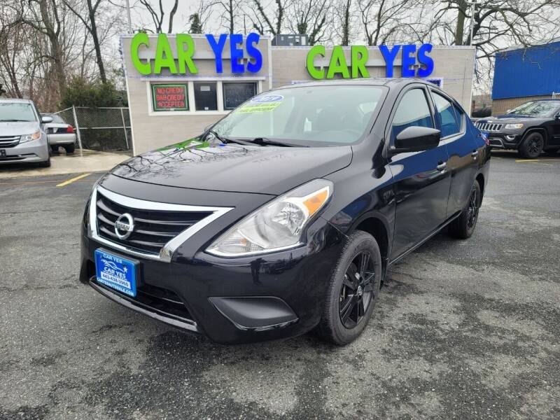 2019 Nissan Versa for sale at Car Yes Auto Sales in Baltimore MD