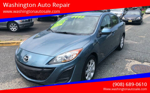 2011 Mazda MAZDA3 for sale at Washington Auto Repair in Washington NJ