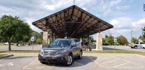 2012 Honda CR-V for sale at D&C Motor Company LLC in Merriam KS