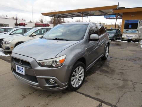 2011 Mitsubishi Outlander Sport for sale at Nile Auto Sales in Denver CO