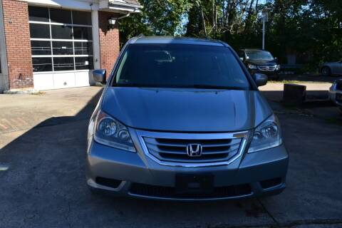 2008 Honda Odyssey for sale at RODRIGUEZ MOTORS LLC in Fredericksburg VA