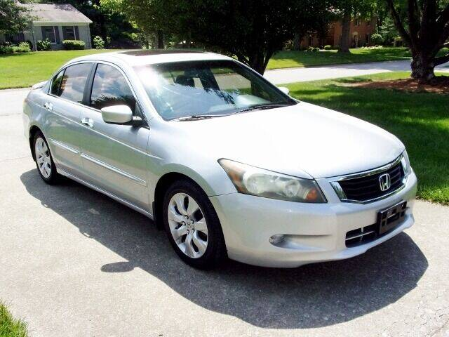 2009 Honda Accord for sale at Curry's Auto Sales in Nicholasville KY