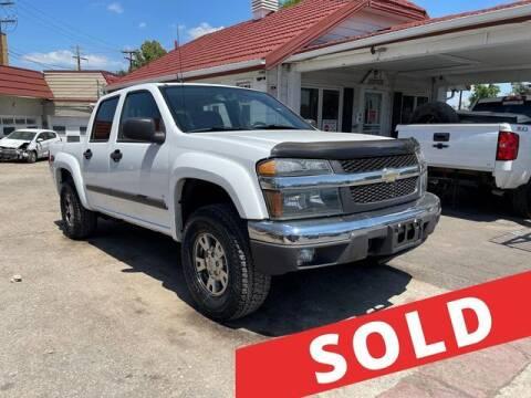 2008 Chevrolet Colorado for sale at ELITE MOTOR CARS OF MIAMI in Miami FL