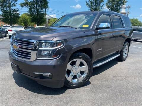 2015 Chevrolet Tahoe for sale at iDeal Auto in Raleigh NC