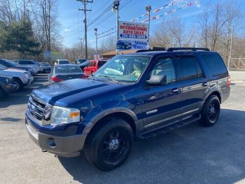 2007 Ford Expedition for sale at INTERNATIONAL AUTO SALES LLC in Latrobe PA