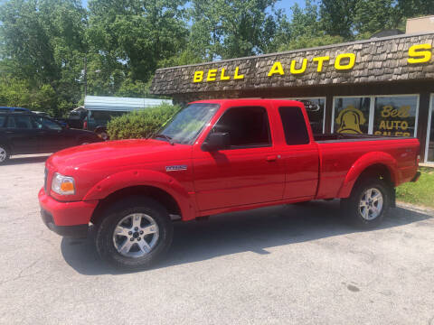 2006 Ford Ranger for sale at BELL AUTO & TRUCK SALES in Fort Wayne IN
