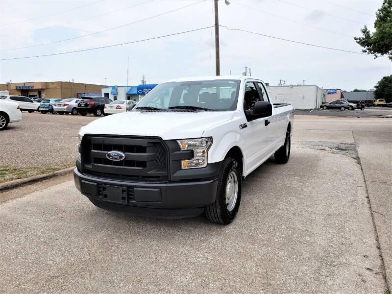 2016 Ford F-150 for sale at Image Auto Sales in Dallas TX