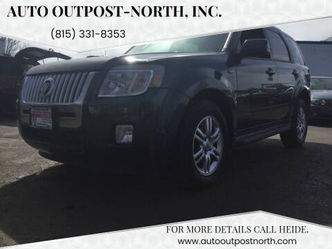 2009 Mercury Mariner for sale at Auto Outpost-North, Inc. in McHenry IL