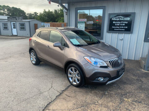 2013 Buick Encore for sale at Rutledge Auto Group in Palestine TX