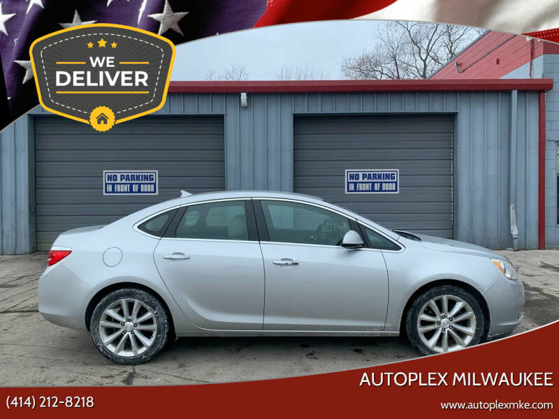 2012 Buick Verano for sale at Autoplex Milwaukee in Milwaukee WI