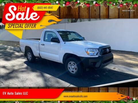 2013 Toyota Tacoma for sale at EV Auto Sales LLC in Sun City AZ