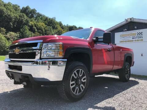 2014 Chevrolet Silverado 2500HD for sale at Creekside PreOwned Motors LLC in Morgantown WV