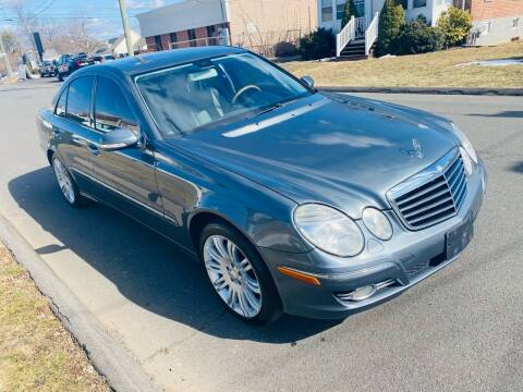 2008 Mercedes-Benz E-Class for sale at Kensington Family Auto in Kensington CT