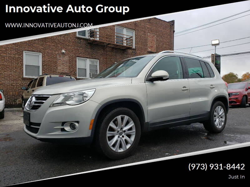 2009 Volkswagen Tiguan for sale at Innovative Auto Group in Hasbrouck Heights NJ