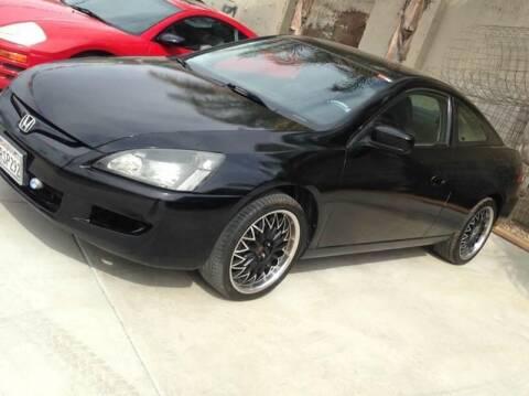 2004 Honda Accord for sale at GreenLight  Auto Sales in Modesto CA