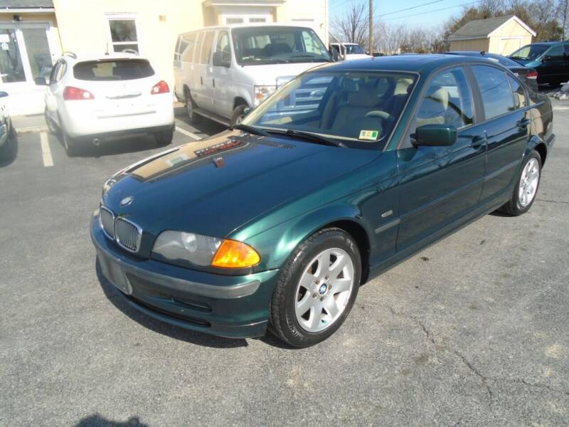 2000 BMW 3 Series for sale at Top Gear Motors in Winchester VA