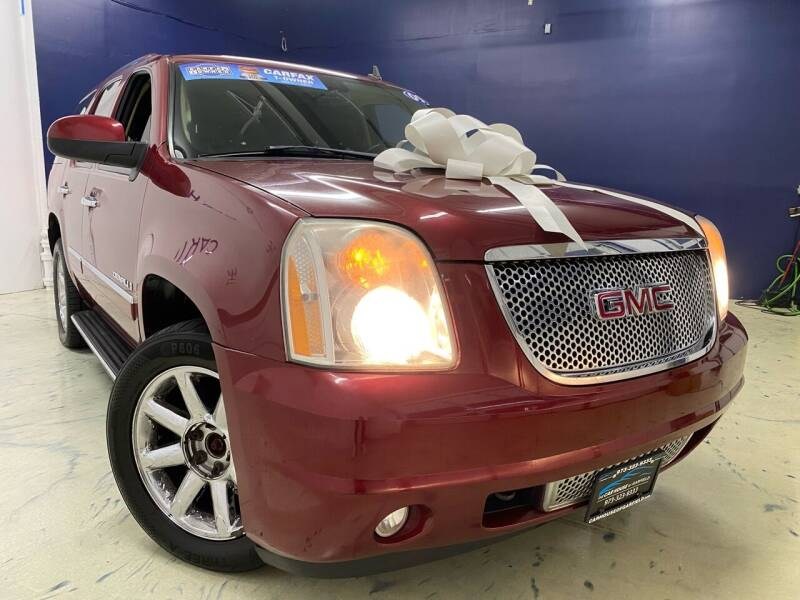 2009 GMC Yukon for sale at The Car House of Garfield in Garfield NJ