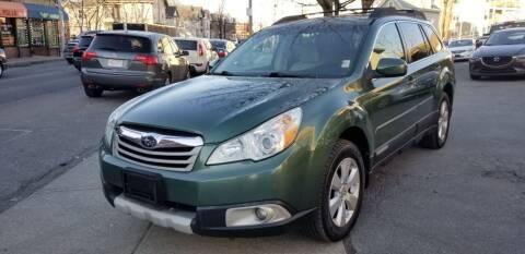 2011 Subaru Outback for sale at Motor City in Roxbury MA