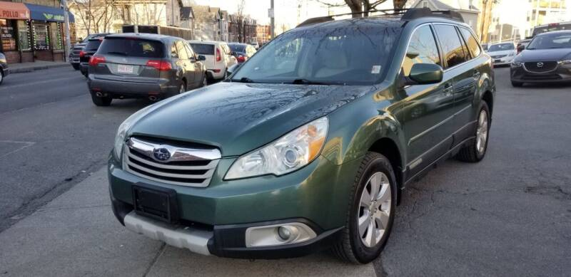 2011 Subaru Outback for sale at Motor City in Roxbury MA