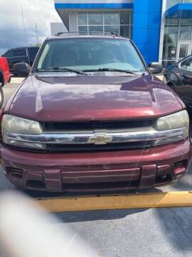 2007 Chevrolet TrailBlazer for sale at COYLE GM - COYLE NISSAN - New Inventory in Clarksville IN