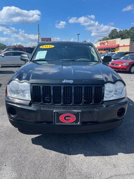 2005 Jeep Grand Cherokee for sale at SRI Auto Brokers Inc. in Rome GA
