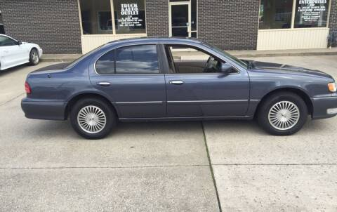 1998 Infiniti I30 for sale at Truck and Auto Outlet in Excelsior Springs MO