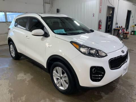 2017 Kia Sportage for sale at Premier Auto in Sioux Falls SD