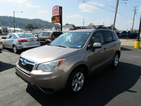 2015 Subaru Forester for sale at Joe's Preowned Autos 2 in Wellsburg WV