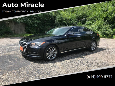 2015 Hyundai Genesis for sale at Auto Miracle in Columbus OH